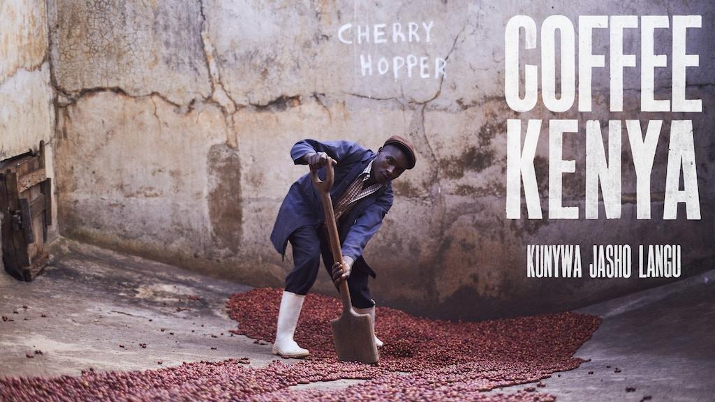 Kunywa Jasho Langu: Coffee Kenya - Limited Edition Photobook project video thumbnail