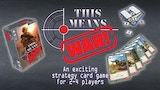 This Means War! Modern Strategy Card Game thumbnail