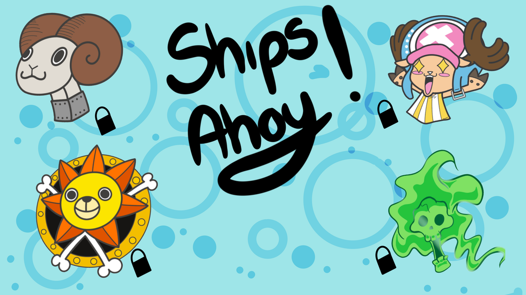 Project image for Ships Ahoy! A One Piece Enamel Pin Project