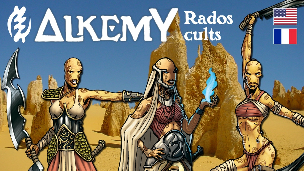 Alkemy, Rados Cults project video thumbnail