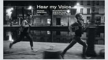 HEAR MY VOICE - Short Film