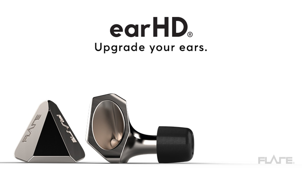 earHD - Upgrade your ears - By Flare Audio project video thumbnail