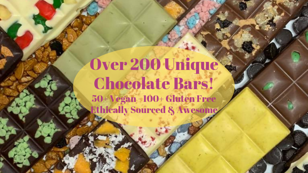 Study of Sweets - Over 200 unique Chocolate Bars project video thumbnail