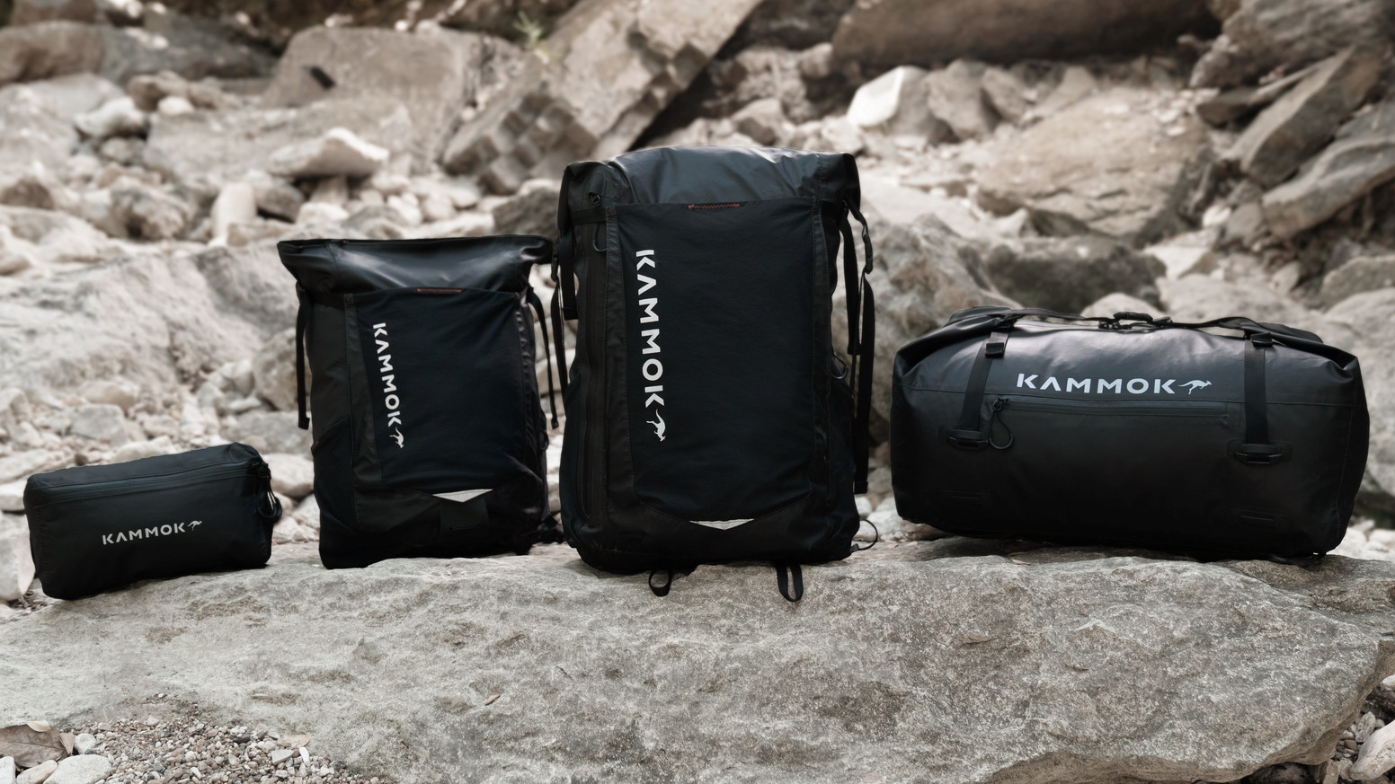 Modular, waterproof packs to carry your time outside ever farther. The Burro Packs are designed for the everyday, wherever you roam.