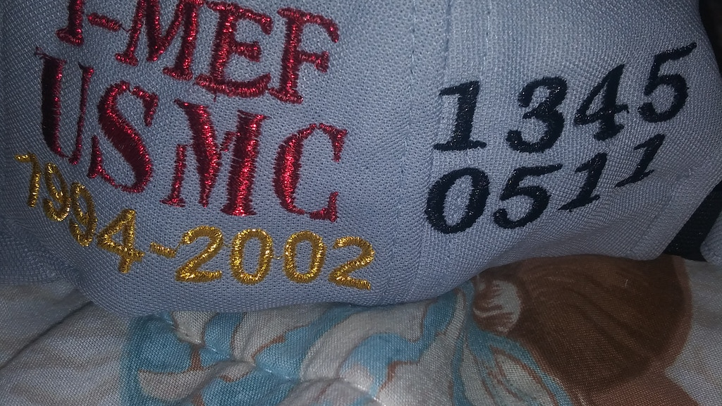 Custom Military Hats Company for veterans by veterans by