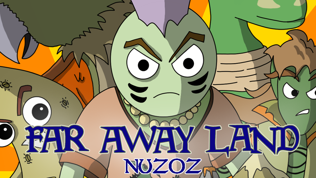 Project image for Far Away Land RPG: Nuzoz