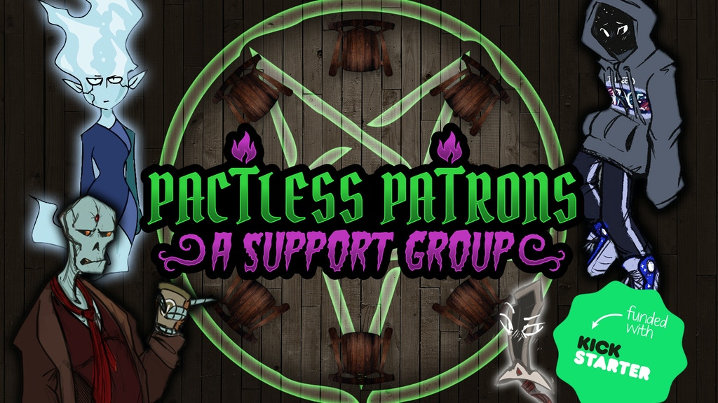 Pactless Patrons: A Support Group project video thumbnail