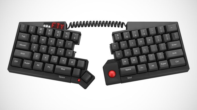 Ultimate Hacking Keyboard (For The New Generation)