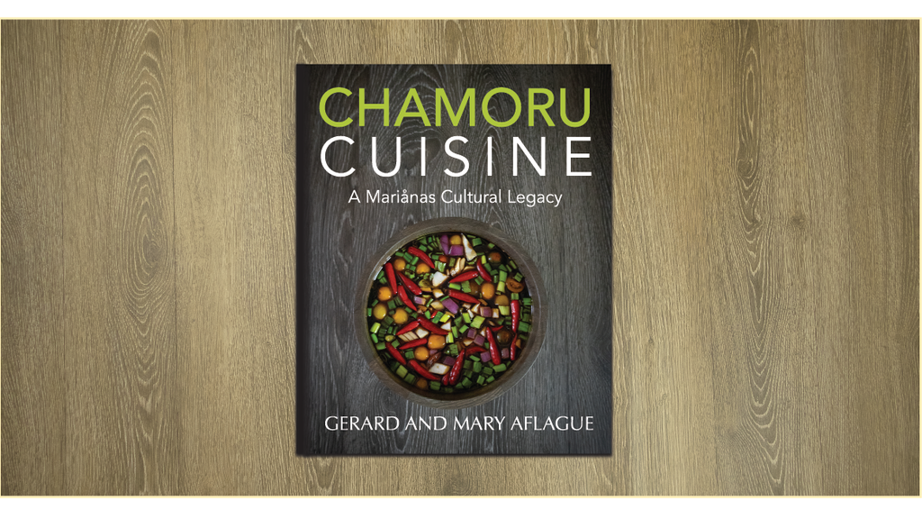 Project image for Help Publish a Book of Chamoru Culture & Cuisine