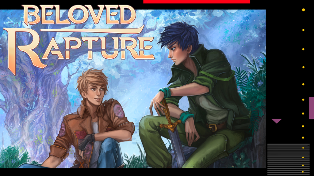 Beloved Rapture project video thumbnail
