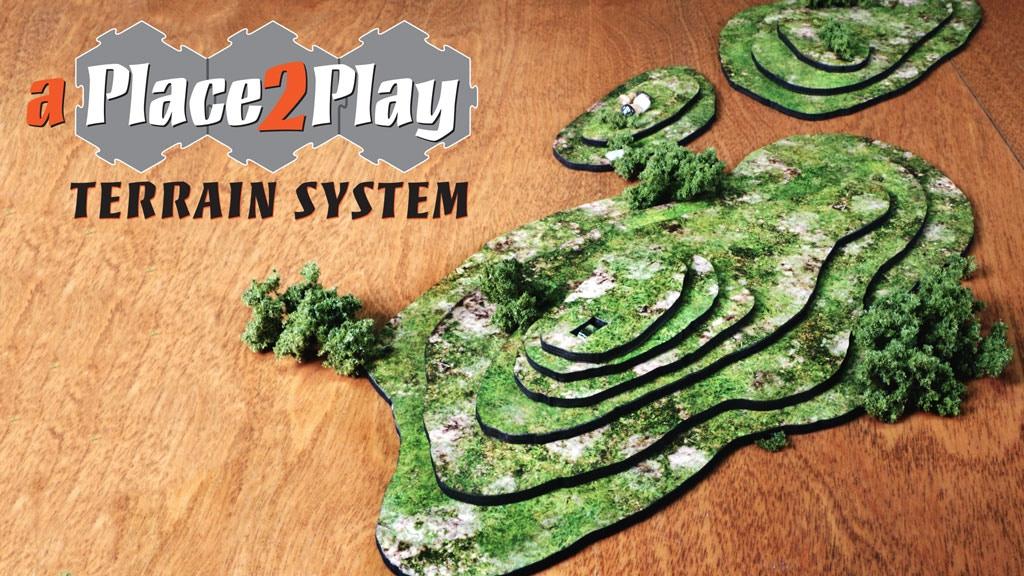 Terrain System - Hills project video thumbnail