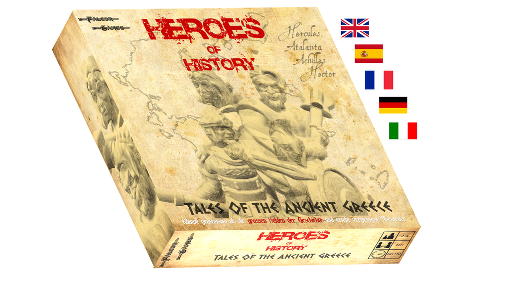 Project image for Heroes of History