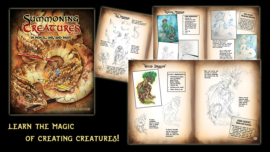 Project image for Summoning Creatures