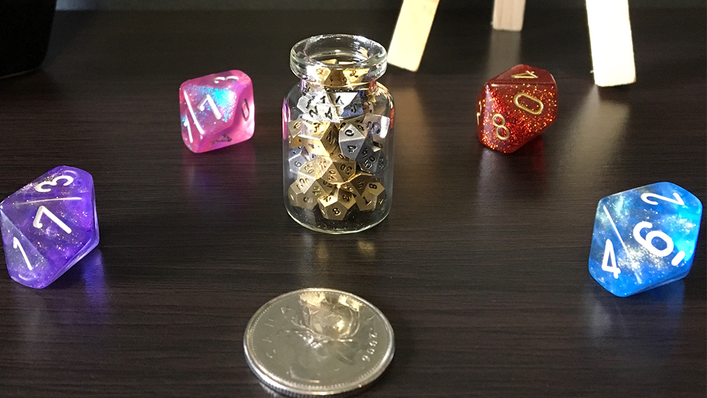 Project image for 5mm Metal Micro Dice