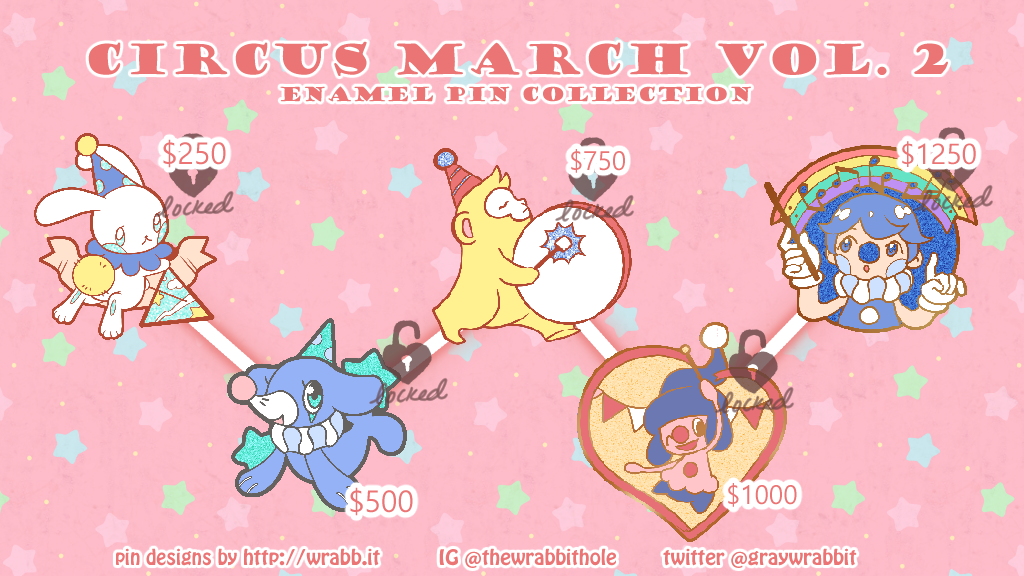 Project image for Circus March Vol 2
