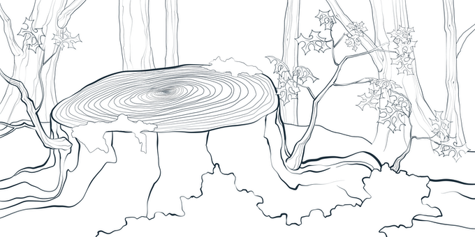 Tree Girl: A Journey of Discovery by Sarah Burns — Kickstarter