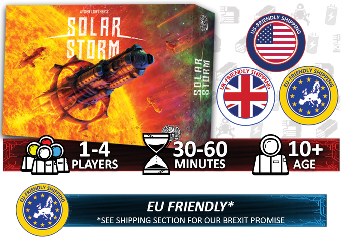Solar Storm: Work Together or Die Alone