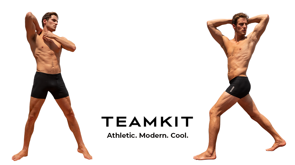 Teamkit: athletic, modern underwear that every man needs project video thumbnail