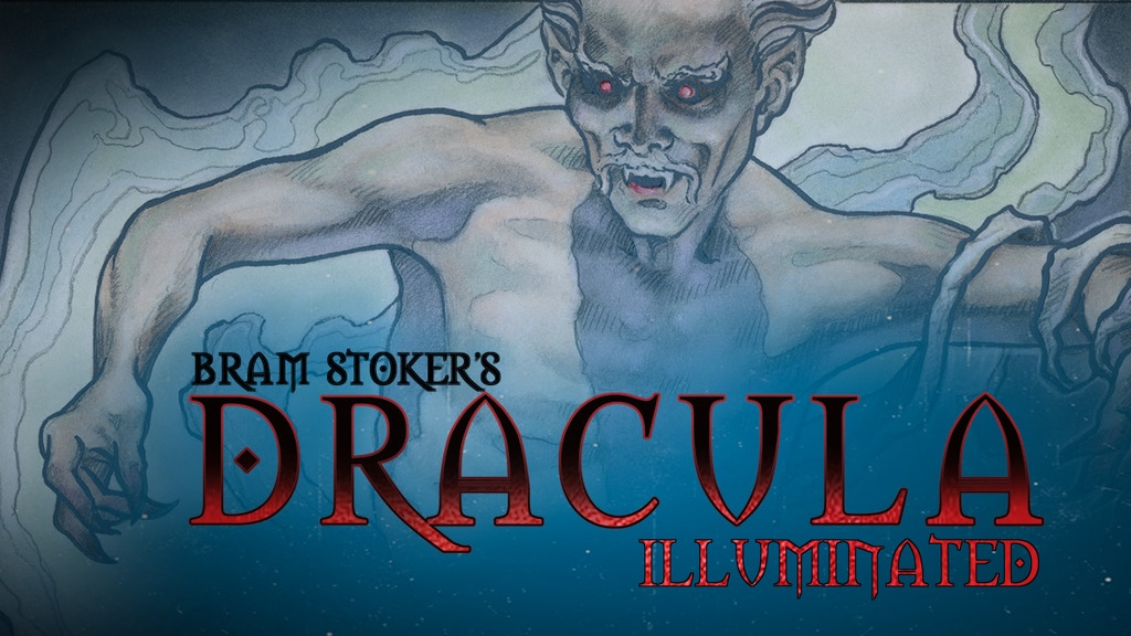 Dracula Illuminated Edition project video thumbnail