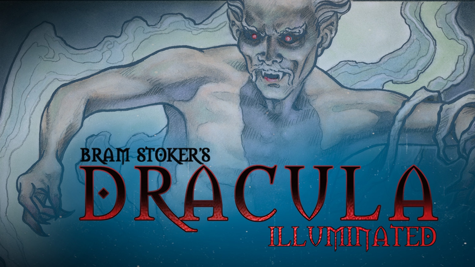 An illuminated edition of the original 1897 horror classic Dracula by Bram Stoker. Illustrated by Matt Hughes. Limited to only 1000