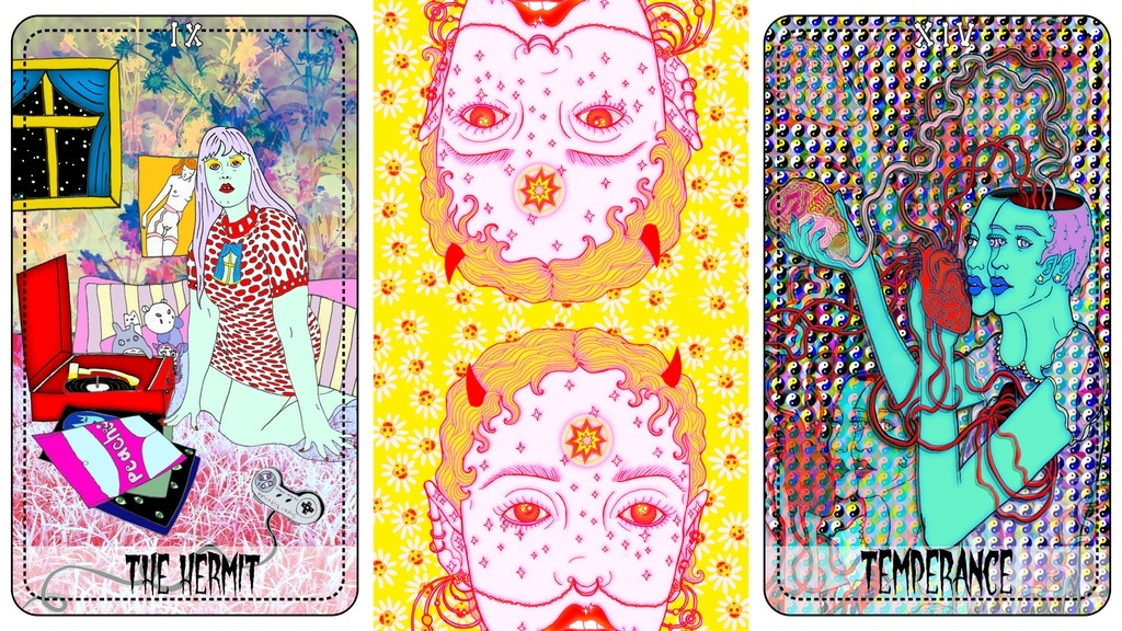 Project image for Star Power Tarot