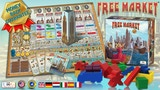 FREE MARKET - Unique Board Game thumbnail