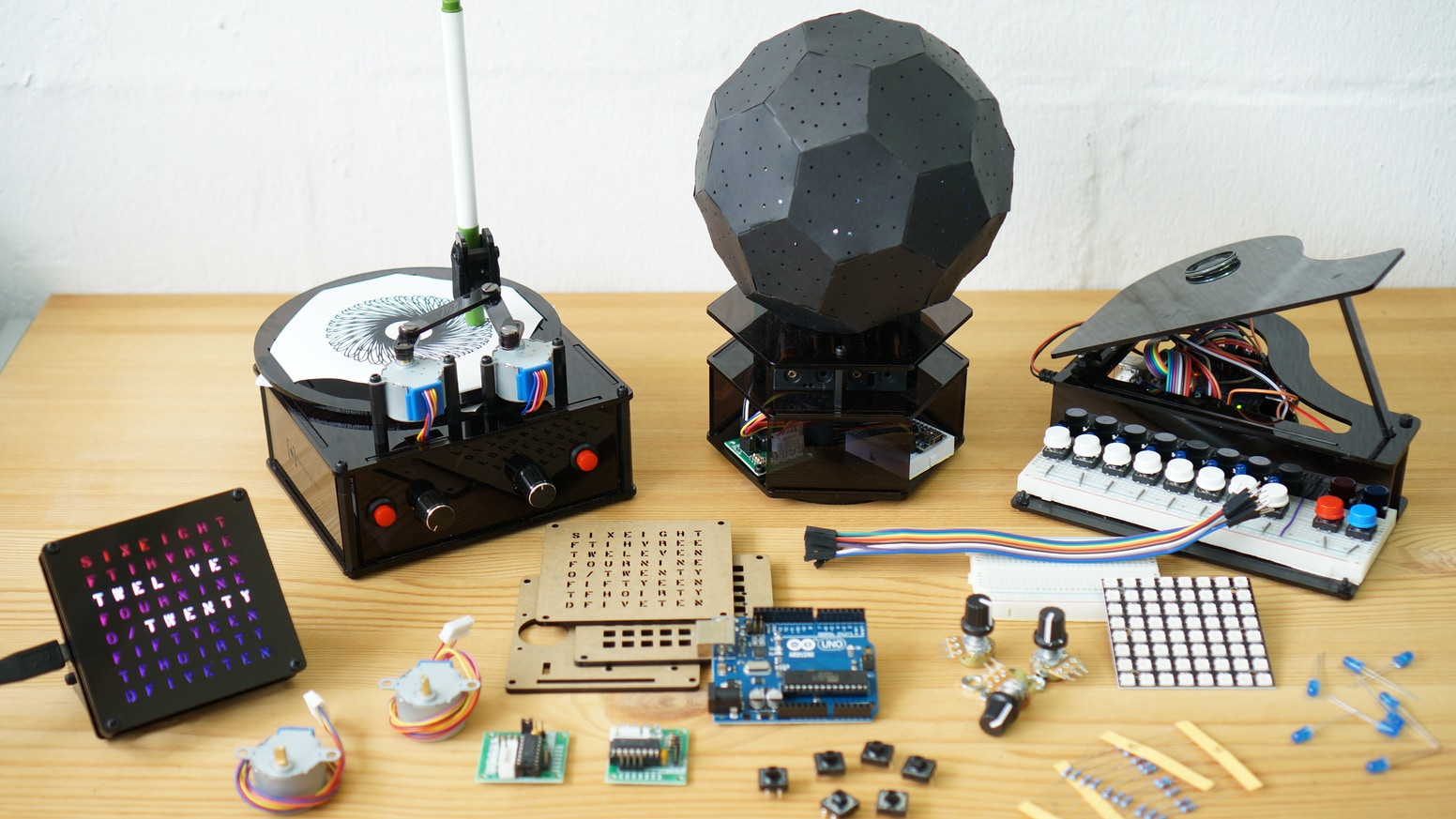 Thinkcrate Diy Electronics Project Kits For Geeks By
