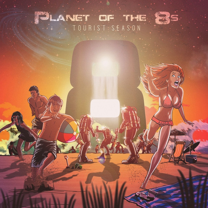 Planet of the 8s