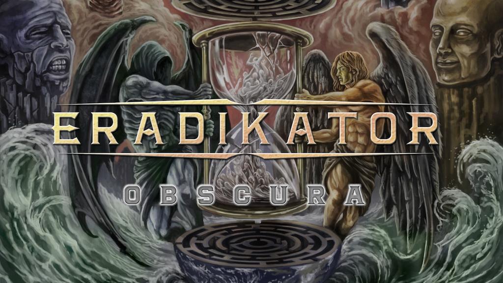 Obscura Full Length Album by ERADIKATOR project video thumbnail