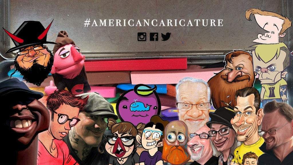 American Caricature: A Documentary Film project video thumbnail
