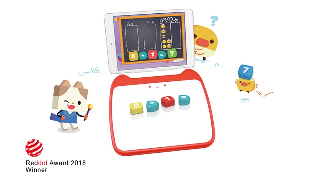 MiaoKids - Interactive & Intuitive Educational Toy for Kids project video thumbnail