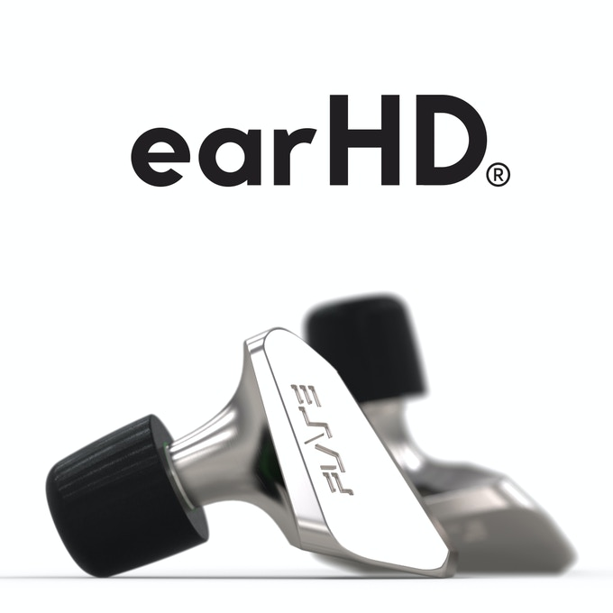 earHD - Upgrade your ears - By Flare Audio