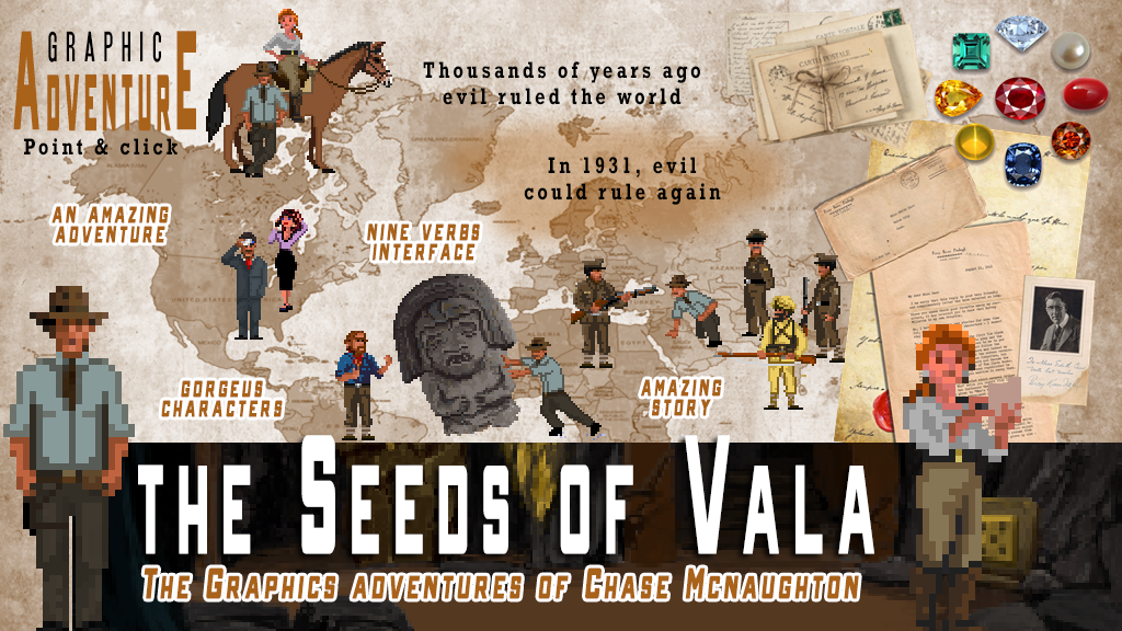 Project image for The Seeds of Vala