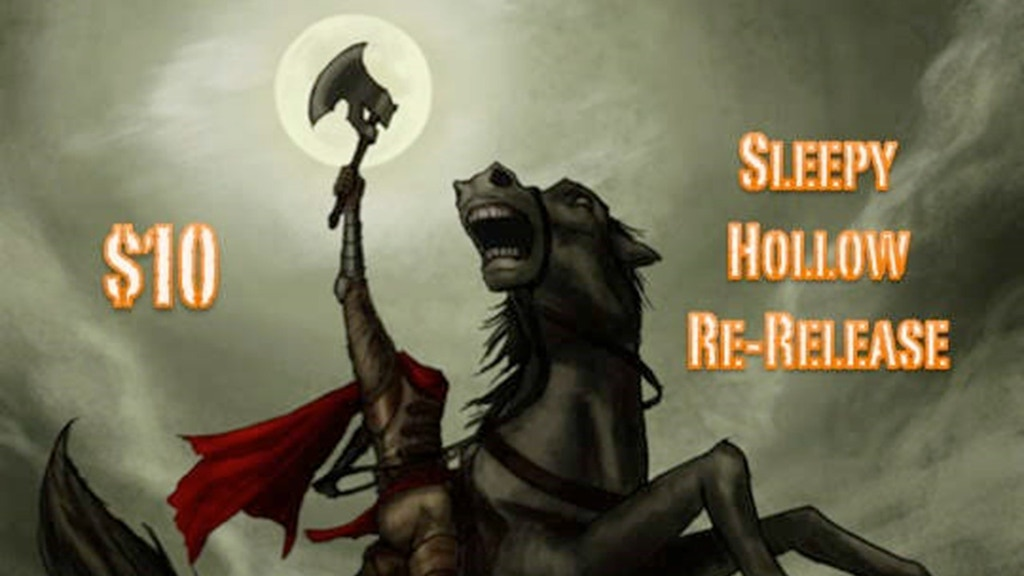 Sleepy Hollow Re-Release project video thumbnail