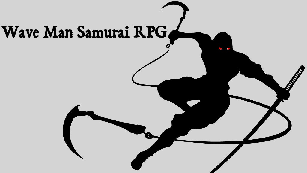 Project image for Wave Man: Samurai RPG