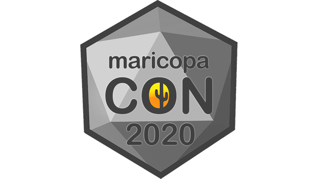 Project image for MaricopaCon 2020 (Year 8)