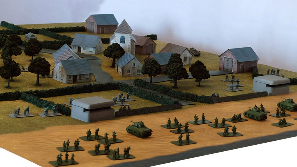 Project image for ART of WAR: Normandy 44