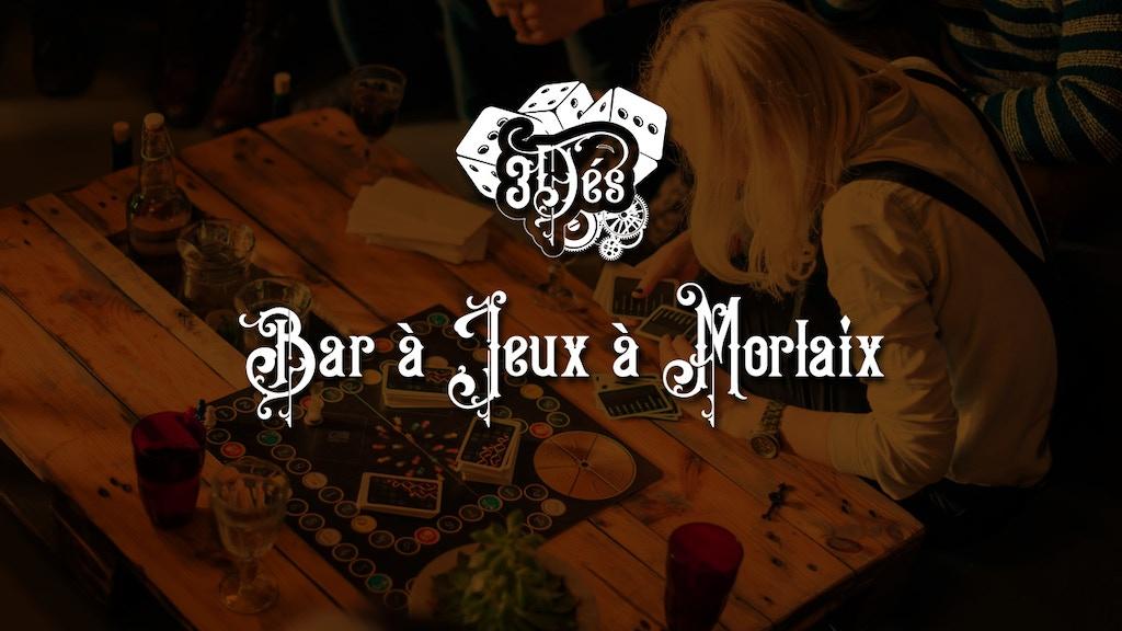 Project image for 3dés - Bar à jeux de société et soirées à thème