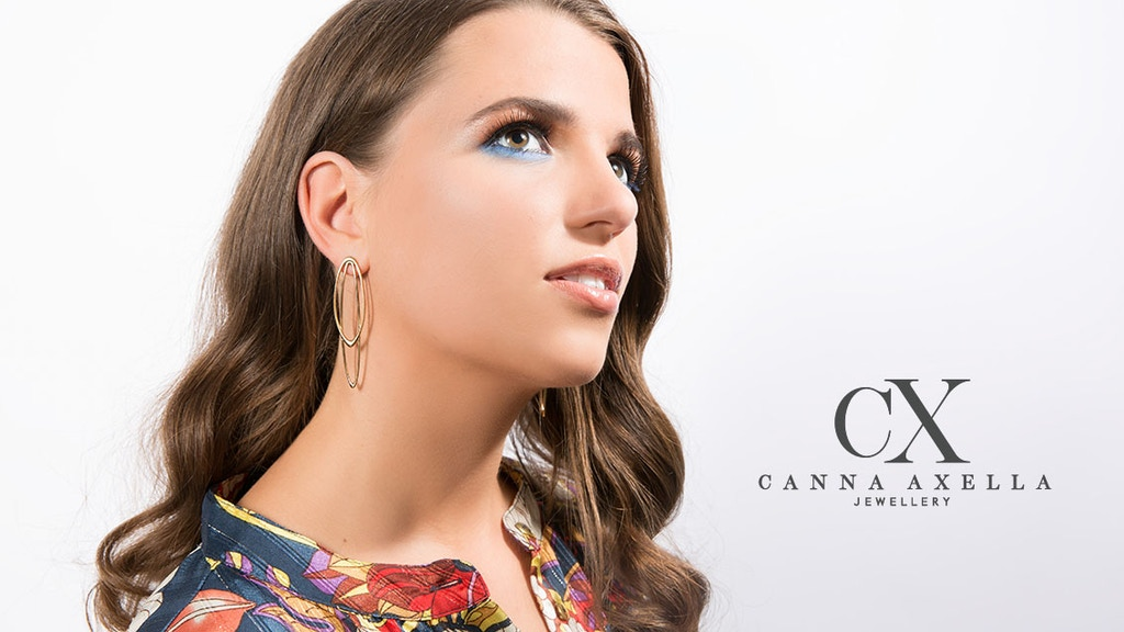 Sculptural Jewellery by Canna Axella project video thumbnail