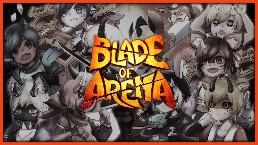 Blade of Arena - A third person skill-based PVP Action game.