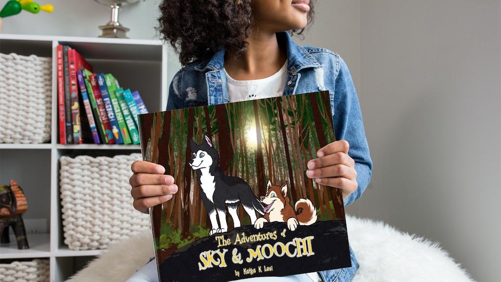 The adventures of Sky & Moochi