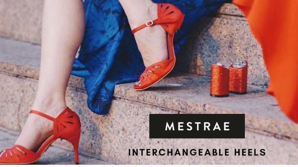 Mestrae - Interchangeable High Heels project video thumbnail