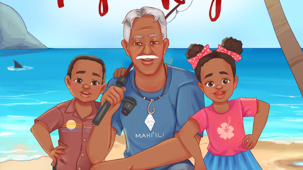 Project image for Fishing Day With Papa Ray