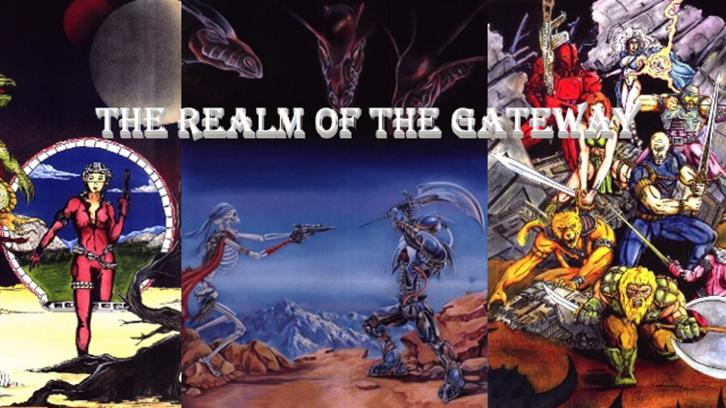 The Realm of the Gateway project video thumbnail