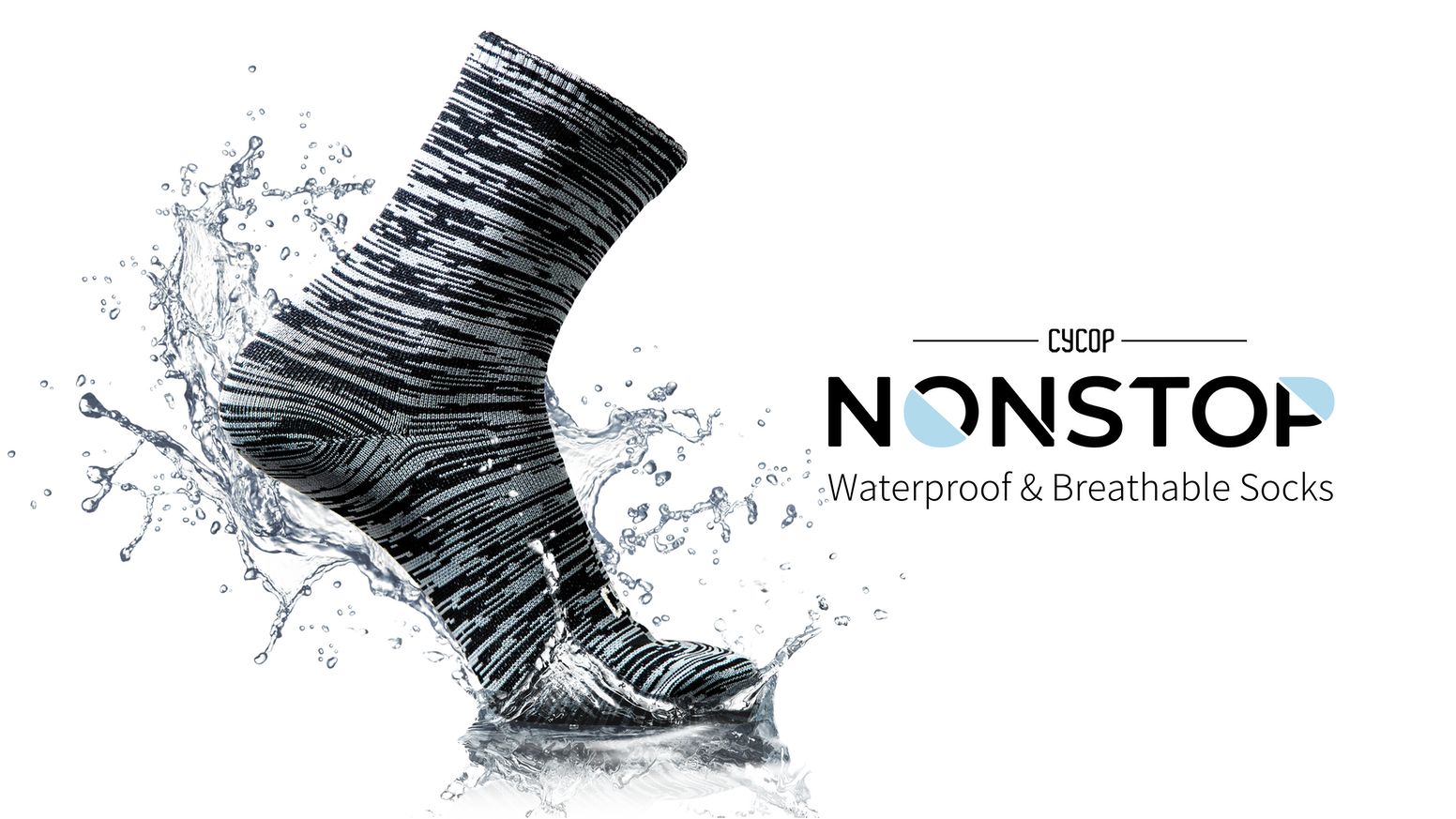 The stylish, waterproof, breathable socks that keep your feet dry and cozy, no matter how the weather is.Buy from online store: