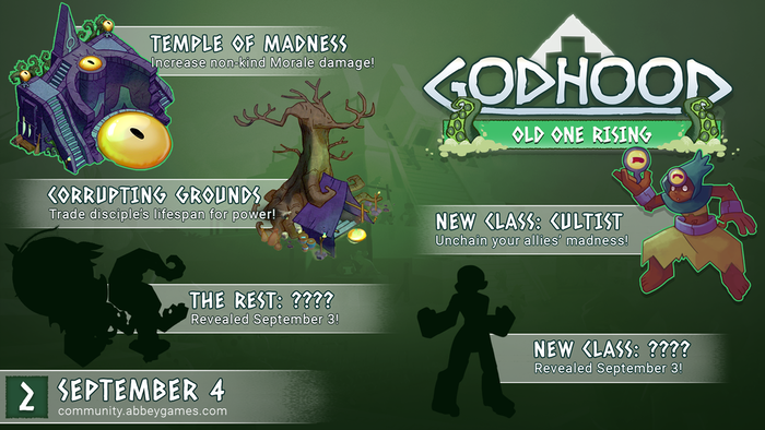 Godhood by Abbey Games — Kickstarter