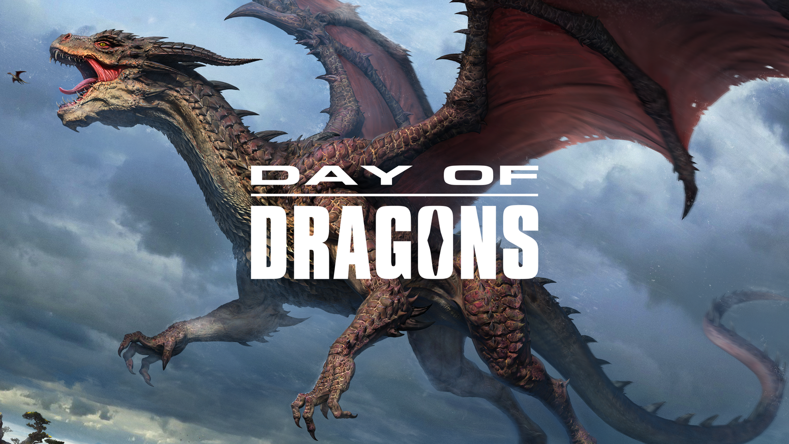 Day of Dragons is an online creature survival sandbox PC game set in a large, beautiful, open world with multiple biomes. Coming to Steam Early Access December 4th, 2019.