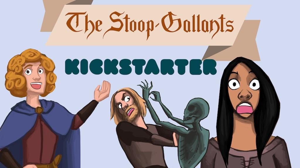The Stoop-Gallants Vol. 1 project video thumbnail