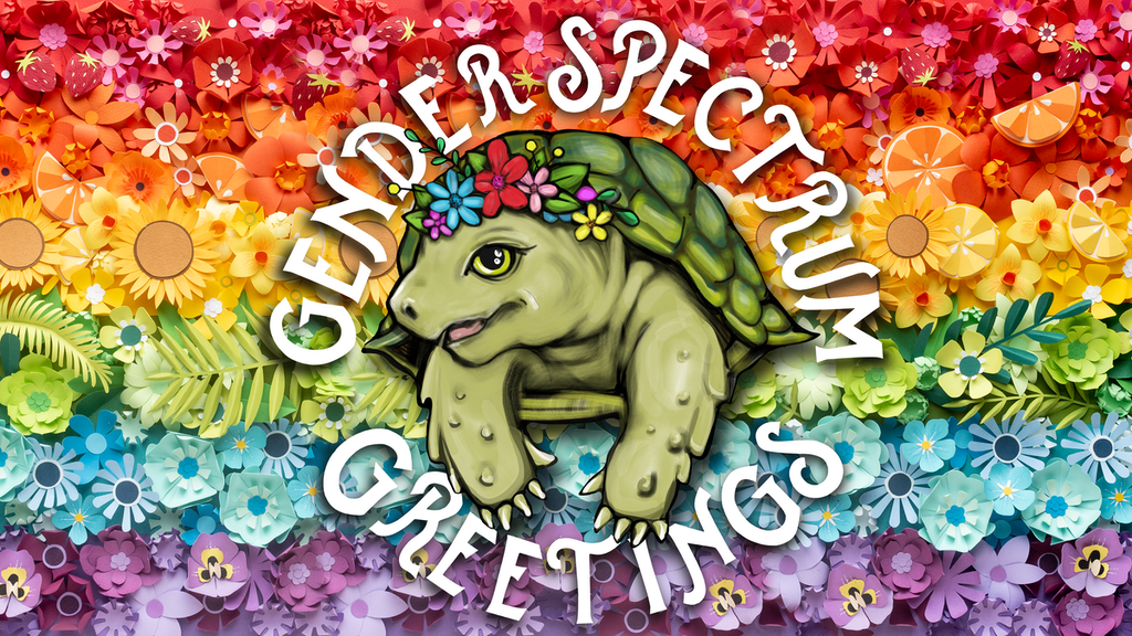 Project image for Gender Spectrum Greetings