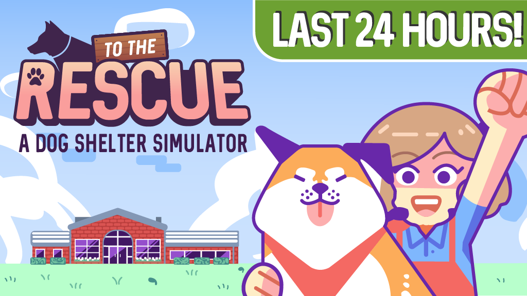 To The Rescue! A Dog Shelter Simulator project video thumbnail